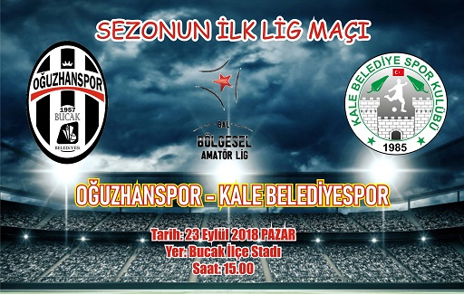 Oğuzhanspor Kale Belediyespor ile Sezonu Açıyor