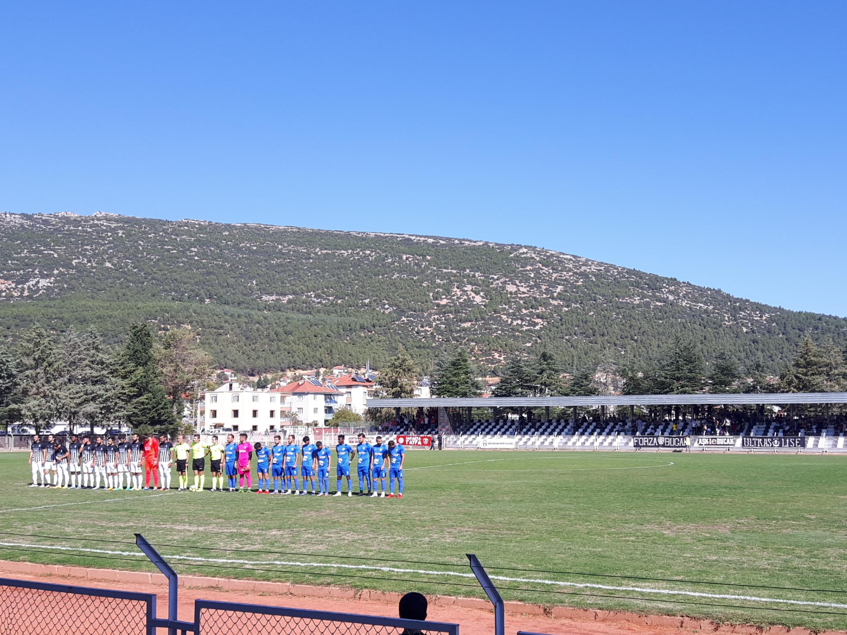 Oğuzhanspor Kepez Belediyespor