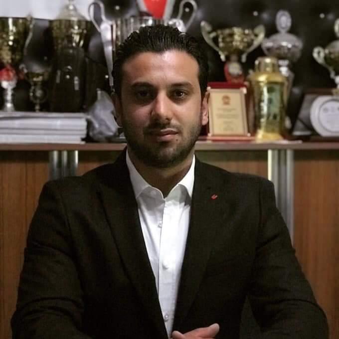 Oğuzhanspor Başkanı Ali Akalın