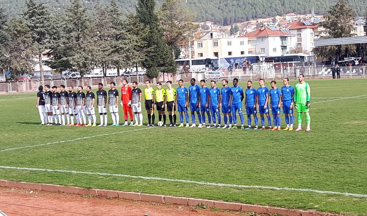 Oğuzhanspor - Manavgat Belediyespor
