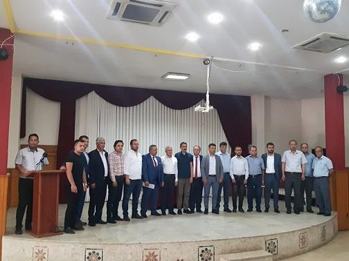 Oğuzhanspor Başkanı Ercan Öztürk