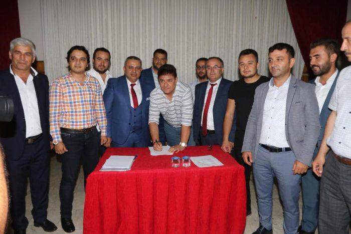 Oğuzhanspor teknik direktörü Ali Postacı