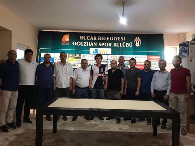 Ercan KILIÇ Oğuzhanspor
