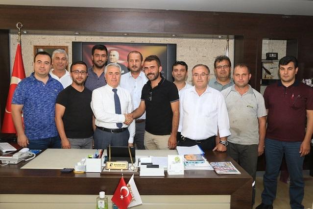 Oğuzhanspor Başkanı Ali Topay Oldu