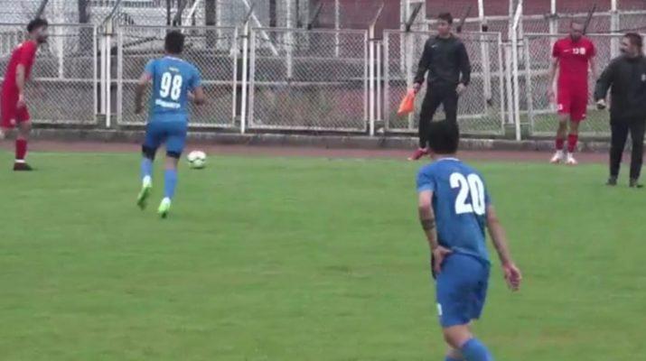 Oguzhanspor Kepez Hazırlık Maçı
